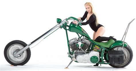 Motorrad Chopper Arten by Unholy Terror