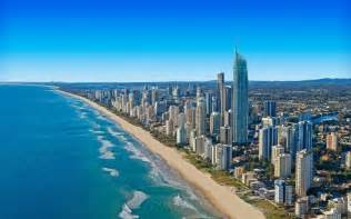 Gold Coast Explore Australia The View Of The Gold Coast From The