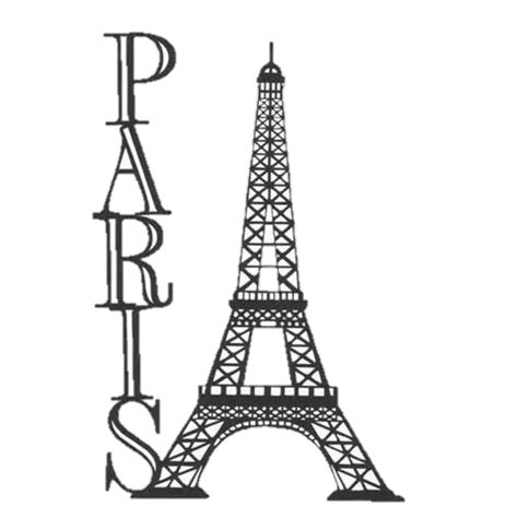 28 eiffel tower template free paper wizard die cuts
