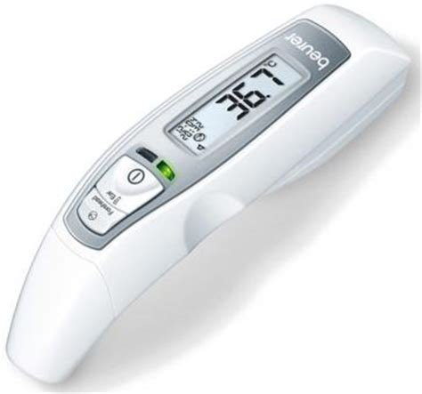 Thermometer Beurer beurer ft 70 multifunctional thermometer 7 in 1 wellango