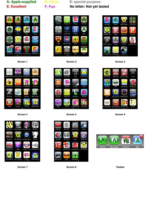 george s iphone app recommendations
