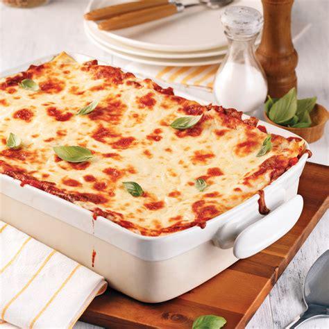 fr2 recettes de cuisine lasagne sauce bolognaise aux chignons recettes