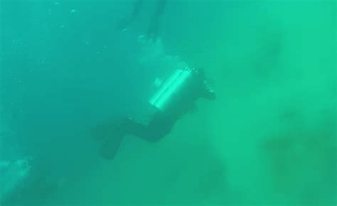 earthquake underwater divers witness underwater earthquake deeperblue com
