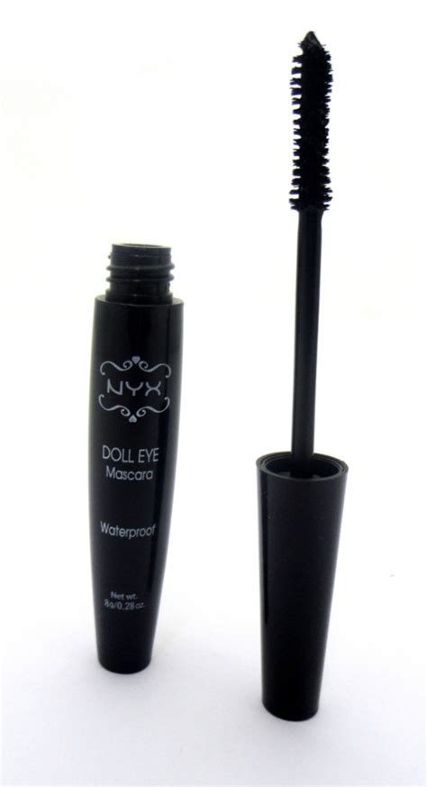 Doll Eye Mascara by Monsoon Makeup With Nyx