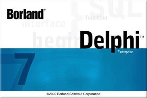 Software Borland Delphi 7 Versi Di Atasnya install borland delphi 7 di windows 7 catatan eko