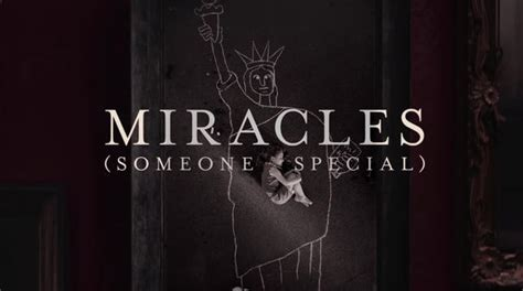 coldplay miracles miracles someone special lyric video mtv uk
