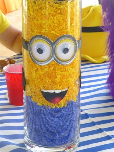Minions Decoration by Minion Birthday Ideas