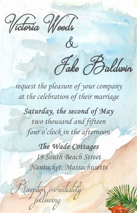 Wedding Invitations 50 Cents Each