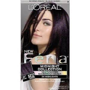 loreal black hair color l oreal feria haircolor reviews photos ingredients