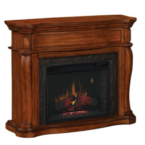 Allen And Roth Electric Fireplace by Shop Allen Roth 28 Quot Traditional All In One Electric