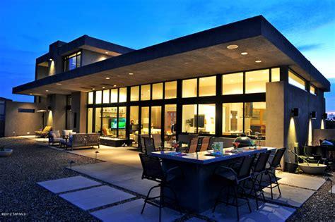 Fors Architecture 12782 N Vistoso Pointe Modern Home Tours Architectural Design Tucson