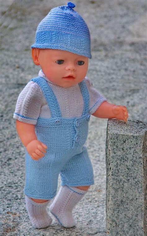 knitting pattern doll socks dollknittingpatterns 0080d stian pants blouse hat