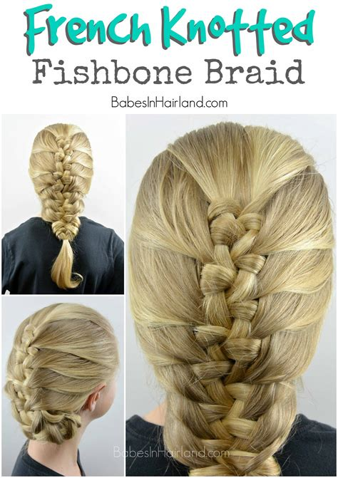 fishbone hair brsids an end off with knots fishbone hair brsids an end off with knots fishbone hair