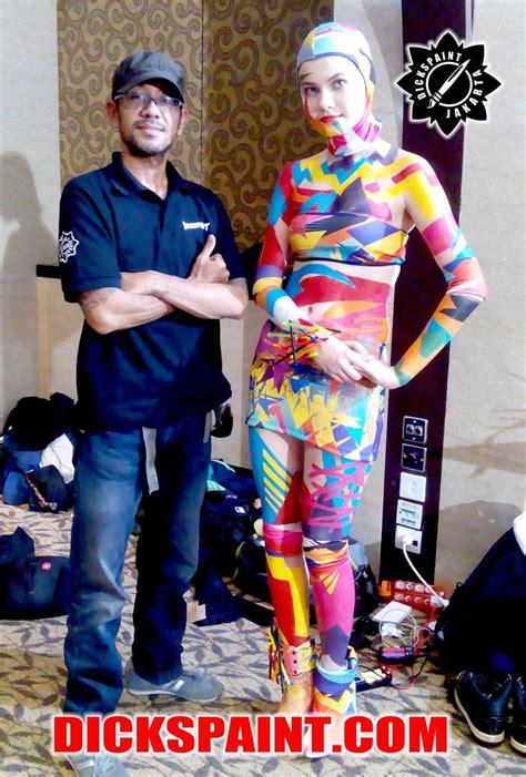 Mac Makeup Indonesia painting mac cosmetics at plaza indonesia jakarta