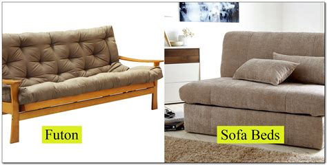 Futon Vs Sofa Bed by Futon Vs Sofa Futon Vs The Great Debate Thesofa