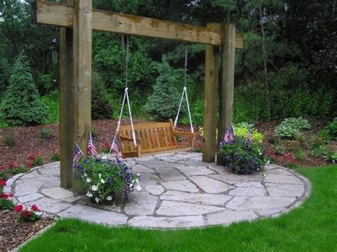 backyard swings for adults best 25 outdoor swings ideas on pinterest fire pit gazebo