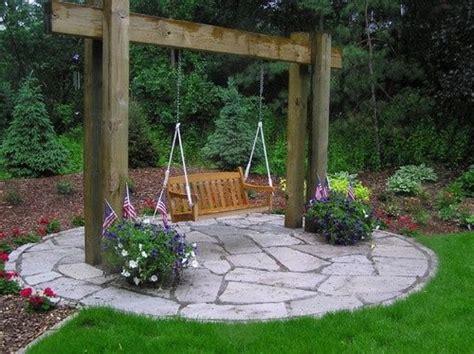 fire pit ideas with swings best 25 outdoor swings ideas on pinterest fire pit gazebo