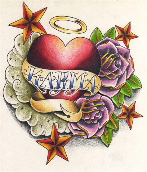 karma tattoo design by willemxsm on deviantart