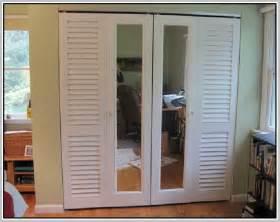 Bifold Or Sliding Closet Doors Mirror Bifold Closet Doors Stanley Home Design Ideas