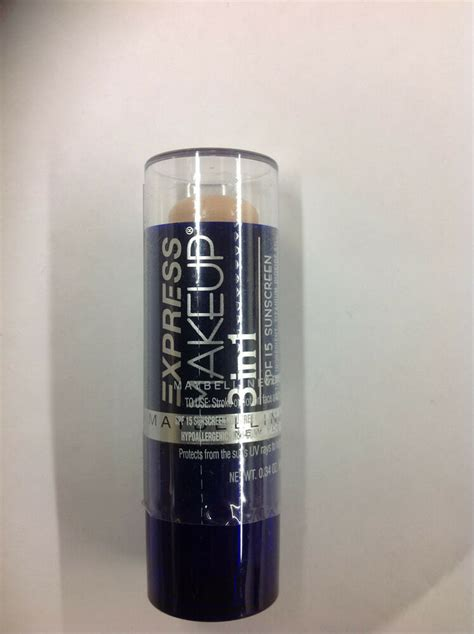 Maybelline 3 In 1 maybelline express 3 in 1 foundation ivory 01 new ebay