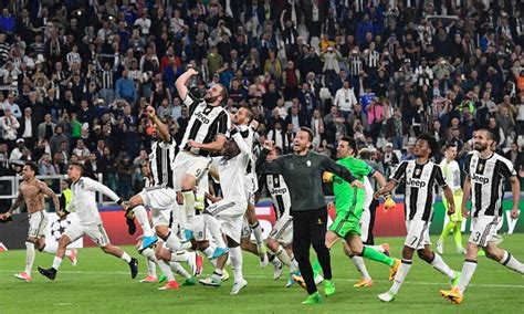 Beat Co For Real In by Juventus Destined To Beat Real Madrid In Piero