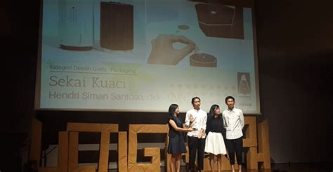 fakultas desain komunikasi visual universitas widyatama awarding night ultigraph 2016 umn