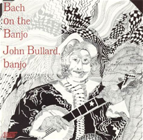 bach fugue in em on banjo recordings