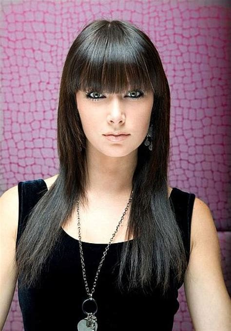 hair bangs hairstyles for hair styles hairstyle
