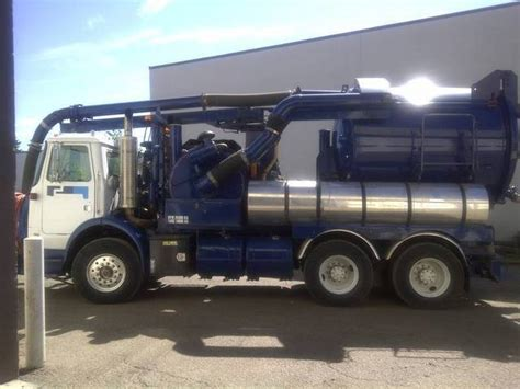 volvo edmonton trucks 1990 volvo vector 2100 vacuum truck for sale from edmonton
