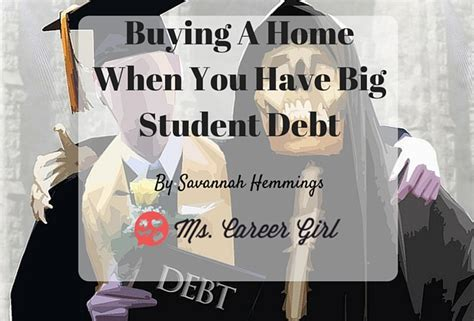 high student loan debt and buying a house 5 tips for buying a home when you ve got big student loan