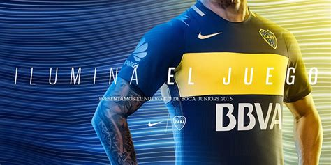 Boca Junior Away 201617 Berkualitas boca juniors launch 2016 17 home and away jerseys soccer365