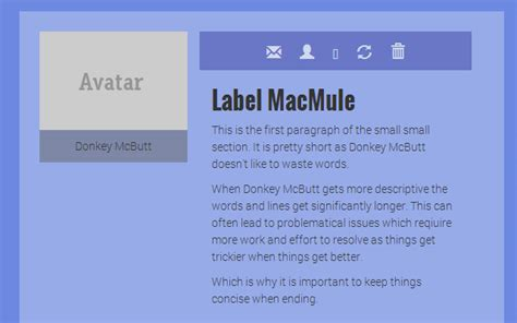 bootstrap layout code 30 free bootstrap code exles for web developers