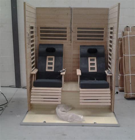 luxury sauna