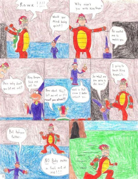 Mario Bros 15 mario bros 8 comic page 15 by clinteast on deviantart