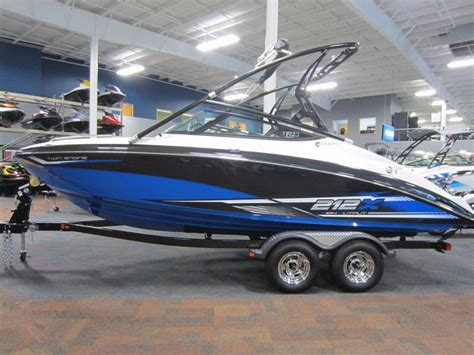 yamaha jet boats for sale michigan 2016 new yamaha 212 x jet boat for sale 45 999
