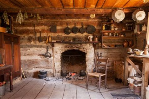 Rustic Cottage Interiors by 19th Century Log Cabin Interior D Orsay Cabin