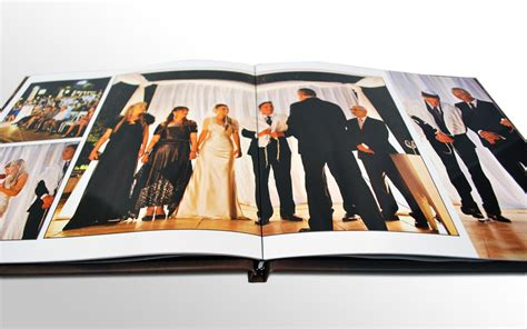 Wedding Album Lay Flat by Wedding Photo Books Vs Wedding Photo Albums Whats The