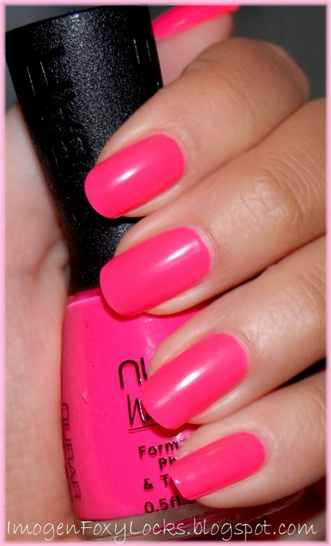 shapes of nails coughin best 25 neon pink nail polish ideas on pinterest summer