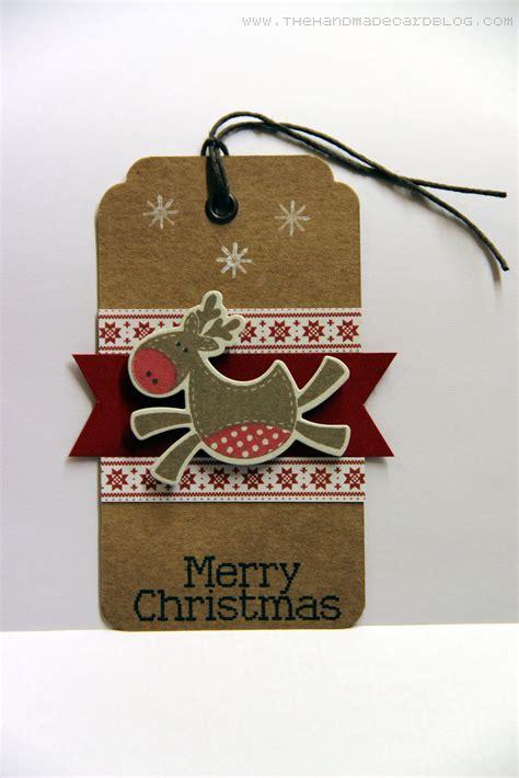 Handmade Tag - handmade tags the handmade card