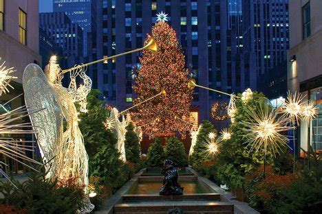 rockefeller center christmas tree ny