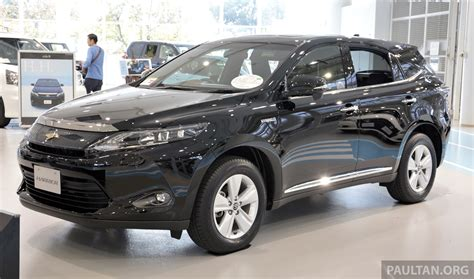 toyota harrier gallery 2014 toyota harrier at toyota megaweb image 211143