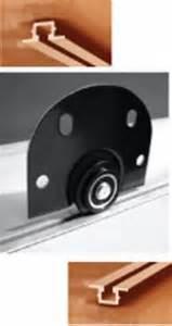 bypass cabinet door track cabinet doors