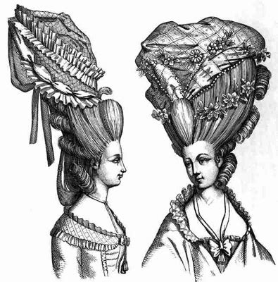 womens hairstyles from french revolutuion 18th century hair care archives kate dolan