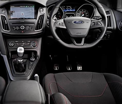 ford st interior ford focus 2016 interior uk best accessories home 2017
