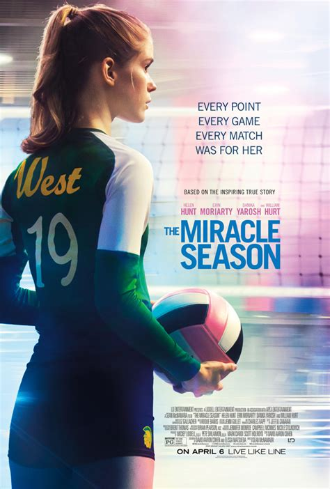 The Miracle Season Based On A True Story Second Trailer For The Miracle Season Team True Story Firstshowing Net