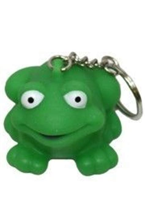 frog rubber st rubber frog key chain 2 inches