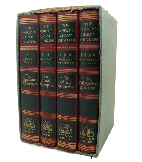 The Social Philosophers Edited By Saxe Commins Robert N Linscott the world s great thinkers complete four volume set and state the political philosophers
