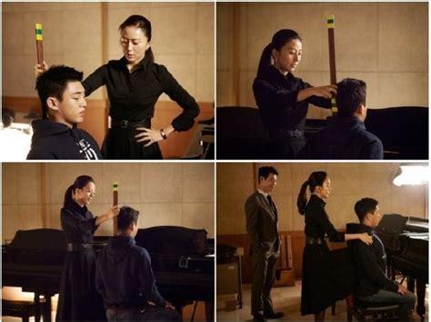 yoo ah in secret affair yoo ah in receives posture training in quot secret love affair