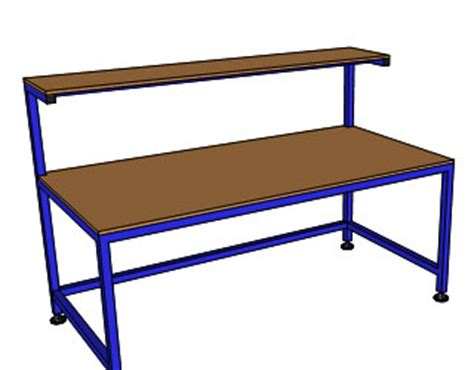 packing table with shelves packing table modular options guide packing tables by