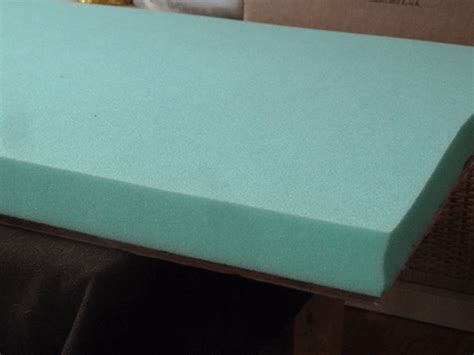 Diy Foam Headboard Foam For Headboard Tutorial Diy Upholstered Headboard Hip Digs Foam Headboards Foam Headboards